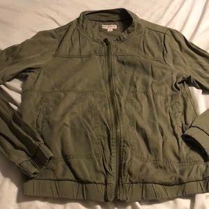 Army Green Merona jacket size M